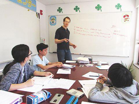 英検1次試験対策講座