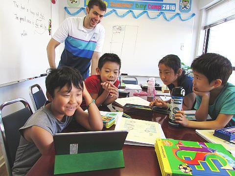りんごアフター・サタデー英語補習教室