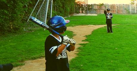 日曜野球教室
