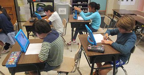 小学生の国語・算数教室