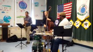 ジャズコンサート「学園歌」