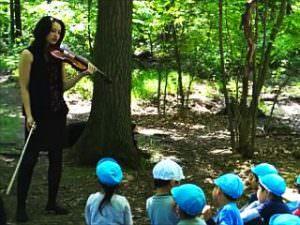 全日制幼児部「森の幼稚園」