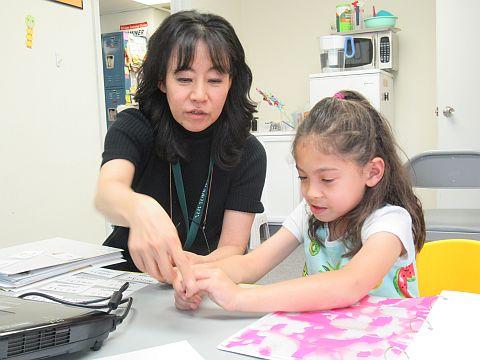 りんごいろは週末こども日本語基礎教室